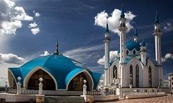 Казанский Кремль-Мечеть Кул Шариф