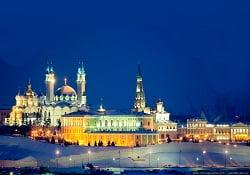 Казанский Кремль экскурсия по Казанскому Кремлю