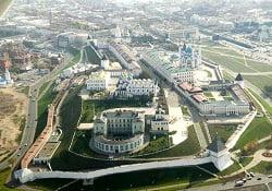 Казанский Кремль - тур в Казань
