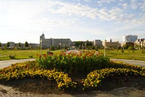 Казань парк тысячелетия
