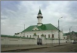 Обзорная экскурсия по Казани Мечеть Марджани