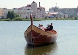 Озеро Кабан Казань