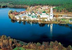 Раифский монастырь Казань
