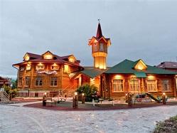 Татарская деревня Туган Авылым 1