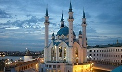 Тур в Казань-Мечеть Кул Шариф