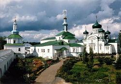 Экскурсия в Раифский монастырь Казань