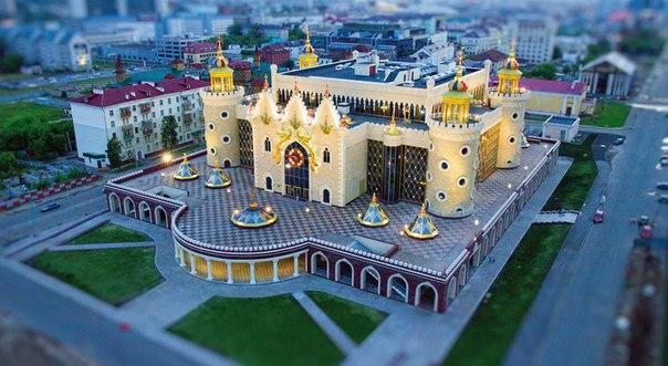 Достопримечательности Казань