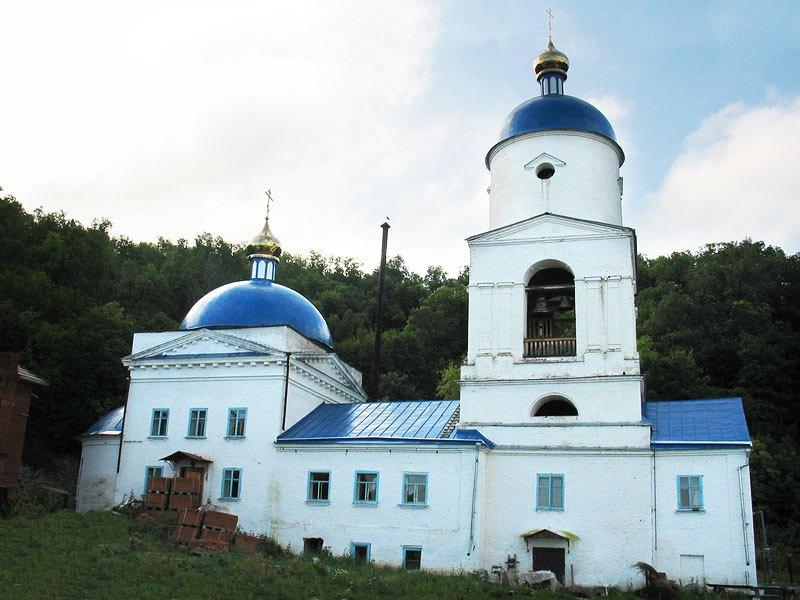 Макарьевский монастырь Казань