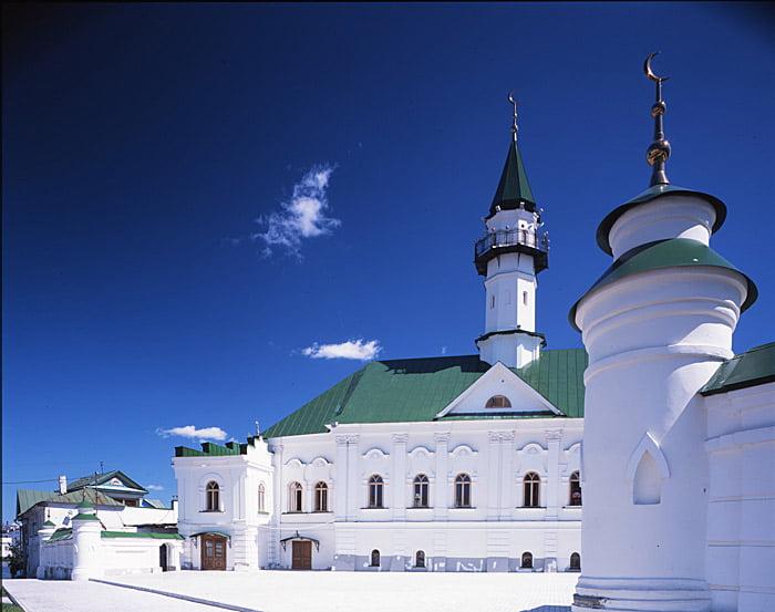 Мечеть Марджани Казань