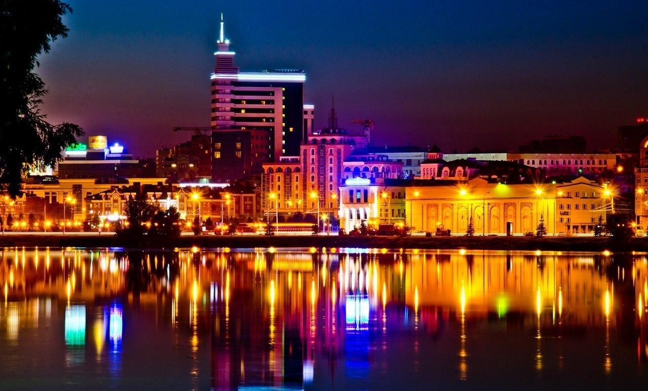 Ночная Казань 1