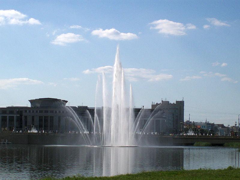 Озеро Казань Казань