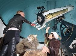 Сохранить документ на диск Казанская обсерватория.