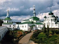 Сохранить документ на диск Экскурсия в Раифский монастырь Казань