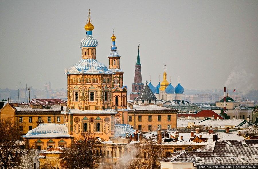 Экскурсия в Казань Петропавловский Собор