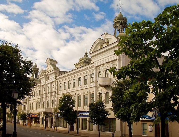 Казанские пассажи2