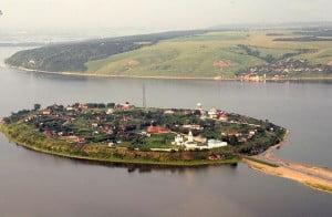 Остров Град Свияжск