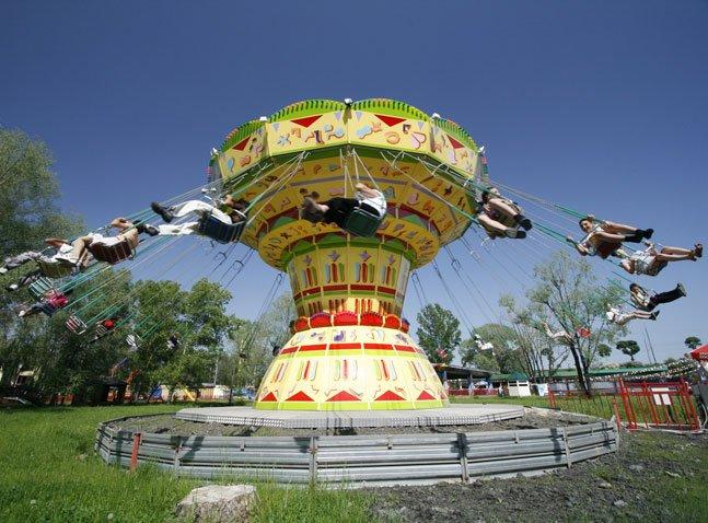 парк кырлай казань фото