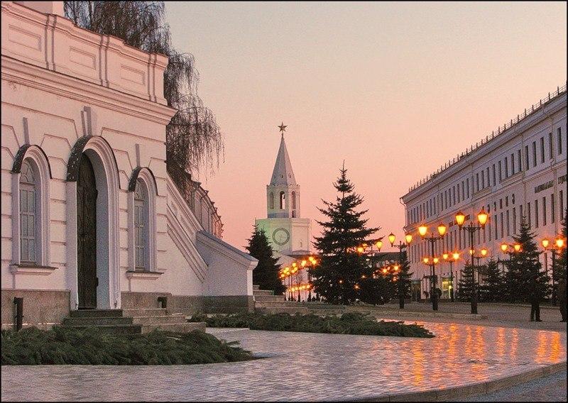 """Пешеходная """"Экскурсия по Казанскому Кремлю"""""""