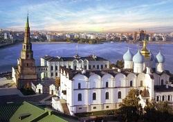 Сити Тур по Казани - Раифский монастырь 1 - Kopya