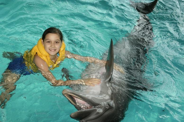 Дельфинарий Набережные Челны