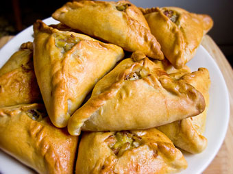 Сохранить документ на диск Треугольники татарская кухня.