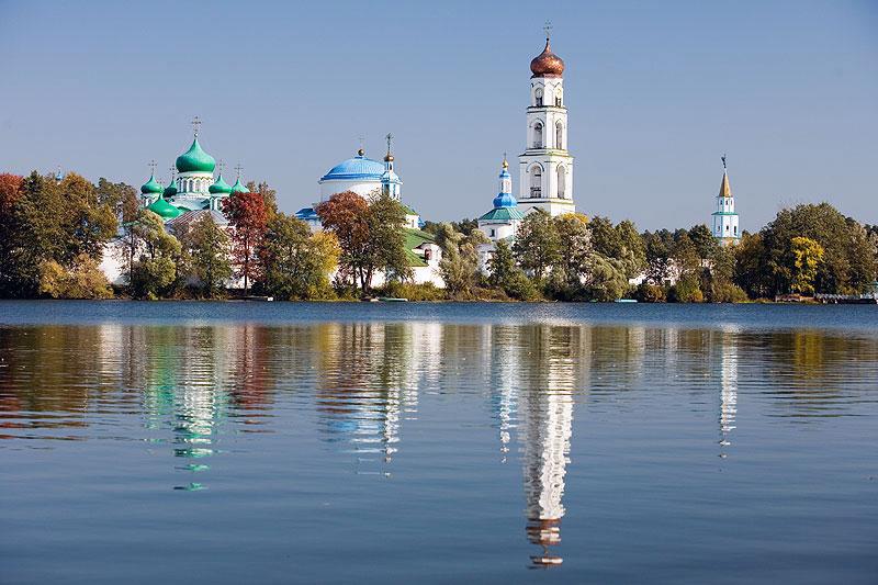 Тур в Казань Раифский монастырь.