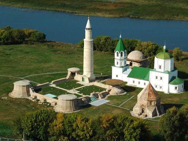 Экскурсия в Болгары