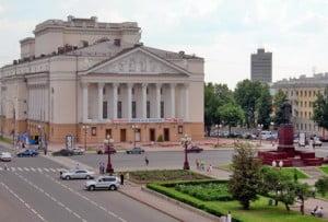 Театр оперы и балета имени М.Джалиля 2