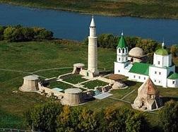 Трио древних городов Казань - Елабуга - Булгары 1 - Kopya