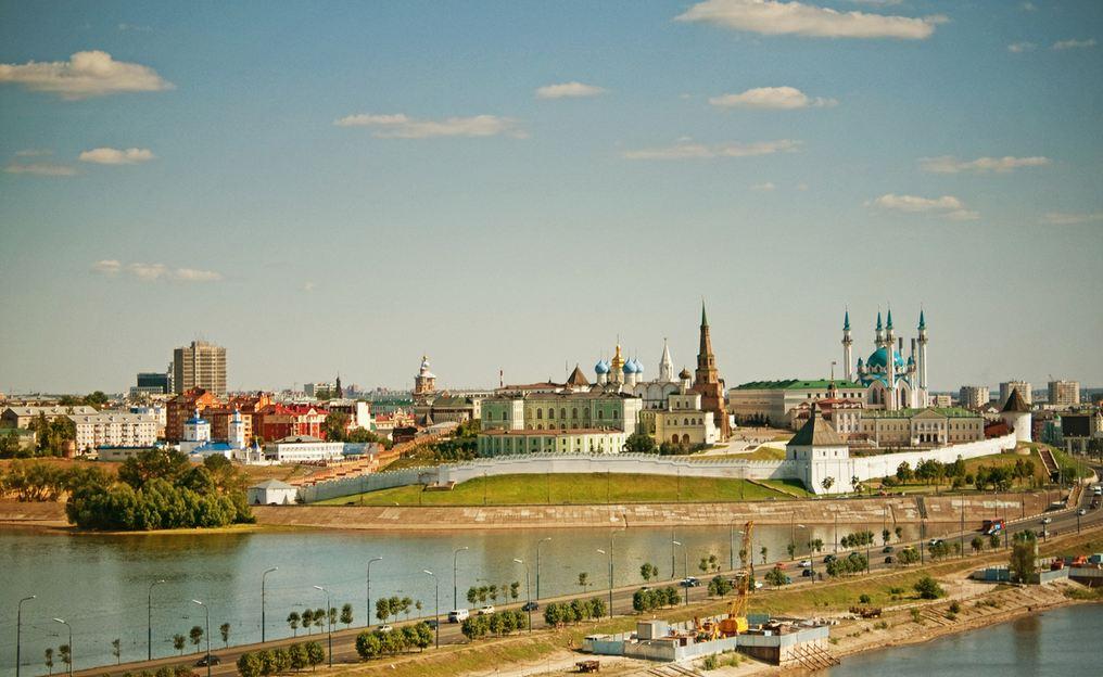 Туры в Казань Kazan Travels
