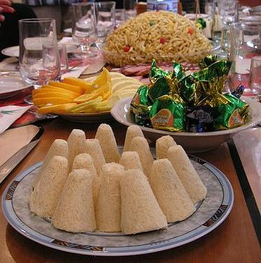 Татарская-кухня
