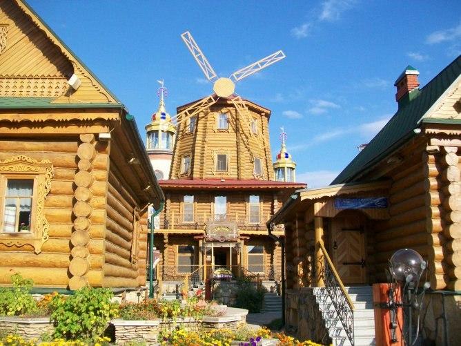 Татарская деревня Туган Авылым 2