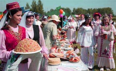 Татарские праздники