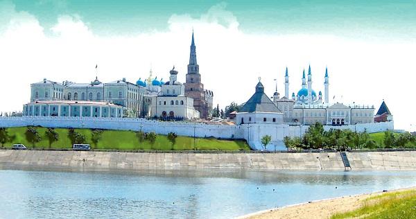 туре в Казань