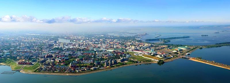 Бизнес поездки в Казань