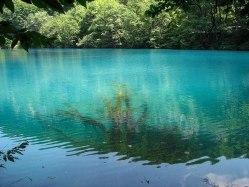 Голубое озеро Казань