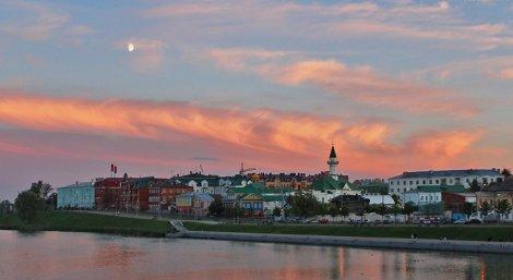 Татарская деревня