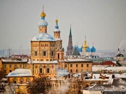 Тур в Казань