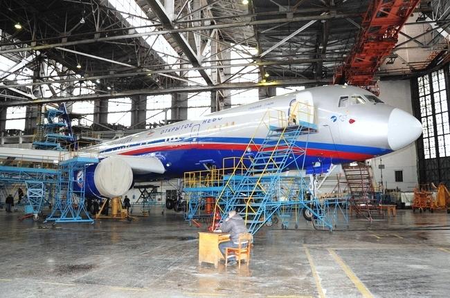 Экскурсия на авиационный завод Казани