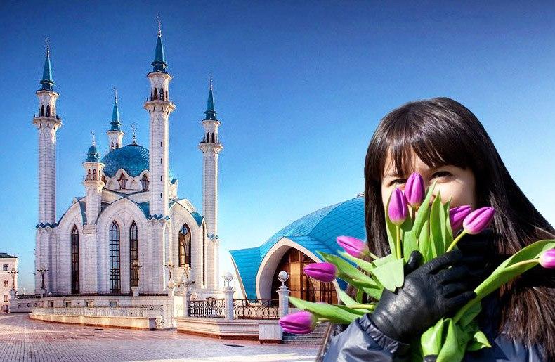 Туры в Казань к 8 марта 2014